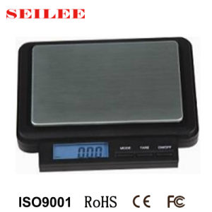 Hot Sell 2kg Digital Portable Pocket Household Weighing Scale pictures & photos