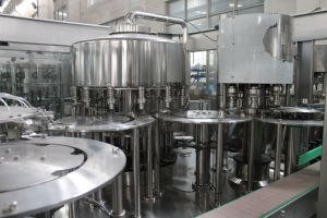 Fully Automatic Pure Water Bottling Machine pictures & photos