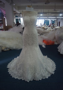 2017 New Products Traditional Style Brand Design Wedding Dress pictures & photos
