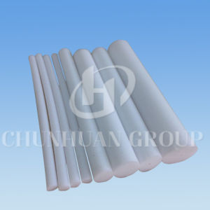 PTFE Teflon Bars Round Rods Round Bar, Extrude Rods pictures & photos