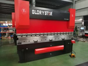 [Glorystar] CNC Hydraulic Stainless Steel Bending Machine pictures & photos
