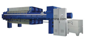 Flying Fast Open Filter Press Xmk15/800 pictures & photos