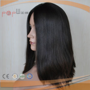 Straight Hair Human Hair Wig (PPG-Y-00001) pictures & photos