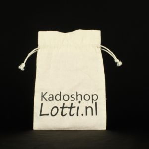 Wholesale Drawstring Cotton Gift Bag pictures & photos