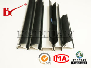 Window and Door Bottom PVC Rubber Seal Strip pictures & photos