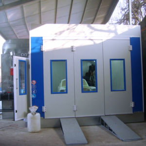 Car Auto Spray Tan Booth (Economy Model, CE, German Technology) pictures & photos