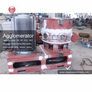 PP PE Film Agglomerator Machine with Feeding Conveyor pictures & photos