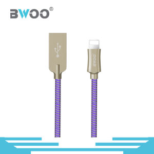 Newest Lightning Micro USB Data Charger Cable pictures & photos