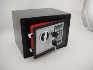 Good Quality portable Steel Fireproof Home Safe pictures & photos