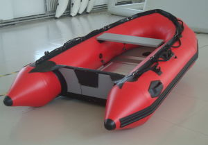 Inflatable Boat with Aluminum Floor (A Series 2.0m-6.0m) pictures & photos