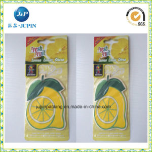 Popular Hanging Car Paper Air Freshener with Good Perfume (JP-AR045) pictures & photos