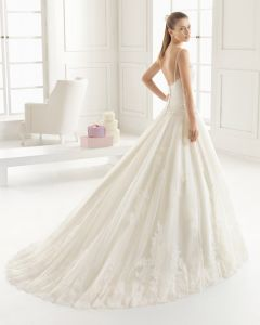 New Style 2018 Lace A-Line Wedding Dress A2017101 pictures & photos