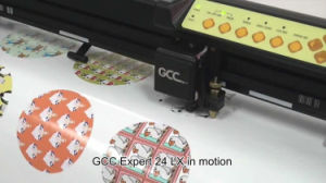 High-End Vinyl Cutting Plotter Cutter Machine for Office pictures & photos