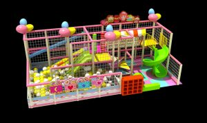 Professional Indoor Play Equipment of Kids Nn892 pictures & photos