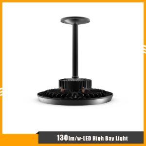 AC220-240V 60deg 130lm/W 150W UFO High Bay LED Lighting pictures & photos