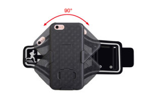 New Design Armband Holster Combo Phone Case for iPhone Sport Armband pictures & photos