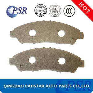 Truck Brake Pads High Shear Strength Steel Back Plate pictures & photos