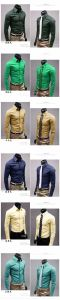 New Shirts Long-Sleeved Men Shirt Down Business Slim Fit Shirt pictures & photos
