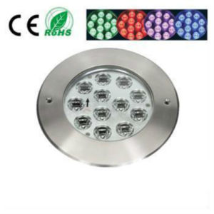 12X3w IP67 316ss LED Underground Lighting pictures & photos