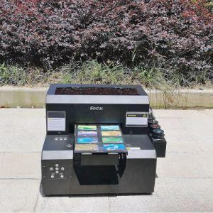 Digital Flatbed UV Inkjet LED Curing Printing Machine PVC Visa Card Printer pictures & photos