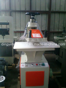 Manual Hydraulic T Shirt Bags Puncher Machine pictures & photos