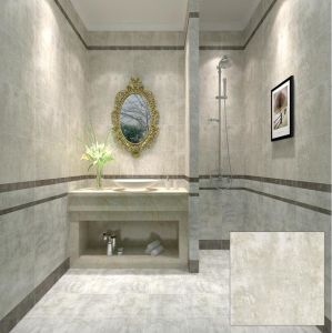 Porcelain Rustic Interior Cement Floor Tile (CM601A) pictures & photos