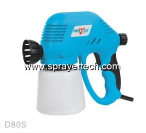 Hyvst 80W Solenoid Spray Gun D80s pictures & photos