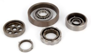 Sintered Inner Ring Gear with Hole From Bottom for Machinery Equipment pictures & photos