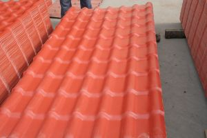 Color Stable Resin Roof Tile pictures & photos