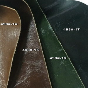 High Quality Furniture PU Leather for Sofa, Chair (HONGJIU-498#) pictures & photos