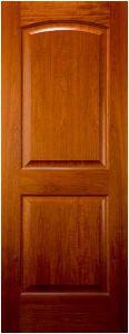 UL Certified Wooden Fire Door with American Standard of Delicated Handcraft pictures & photos