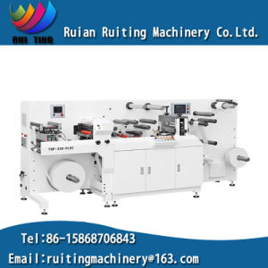 Rtop-330f Intermittent Rotary Die Cutting Machine with Flexo Print Unit pictures & photos