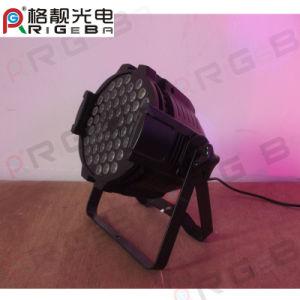 Wholesale 54PCS 3W Indoor Stage Disco LED PAR Light pictures & photos