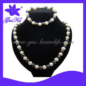 Classic Fashion Jewelry Necklace&Bracelet Set 2014 Gus-Hns-013 pictures & photos