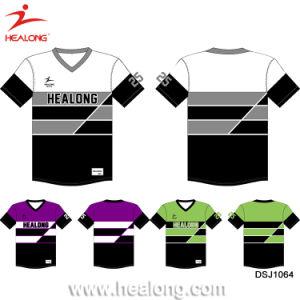 Healong Customized Men Softball Baseball Jerseys Shirts Uniform pictures & photos