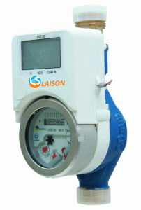 Single Tariff Prepaid Water Meter (LXSZ-20)