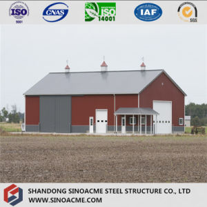 Steel Prefab Movable Building for Agricultural Warehouse pictures & photos