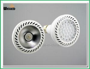 Narrow Angle 10 Degree 10W PAR30 LED Light E27 LED PAR Lights with High CRI 80ra 90ra pictures & photos