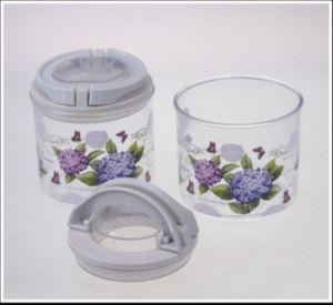 0.45L Plastic Storage Bottles Jars pictures & photos