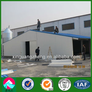 PU Sandwich Panel Steel Structure Chicken, Bird House (XGZ-pH025) pictures & photos