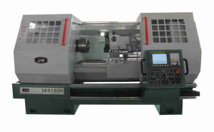 Flat Bed CNC Lathe (SK6140H/SK6152H/SK6166H) pictures & photos
