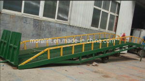 Truck Mounted Manual Loading Ramps pictures & photos