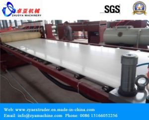 Moisture-Proof PVC Furniture Panel Production Line to Replace Wood furniture pictures & photos