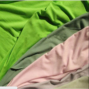 67%Bamboo 28%Cotton 5%Spandex, Stretch Jersey pictures & photos