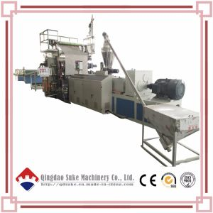PE/PP/PVC/PC/Pet Plastic Sheet Extrusion Making Machine pictures & photos
