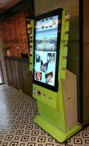 "42"" Photo Booth Coin-Operated Display Kiosk with Printer pictures & photos"