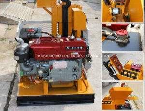 Compressed Clay Soil Block Making Machine Price in India pictures & photos