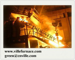 20t Ebt Type Electric Arc Furnace pictures & photos