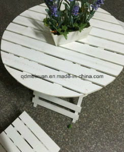 Folding Garden Table and Chair (M-X3061) pictures & photos