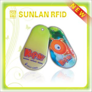 Hot! ! ! Special Shaped Tk4100 RFID Epoxy Card pictures & photos